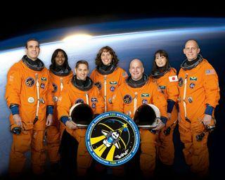 STS-131Crew