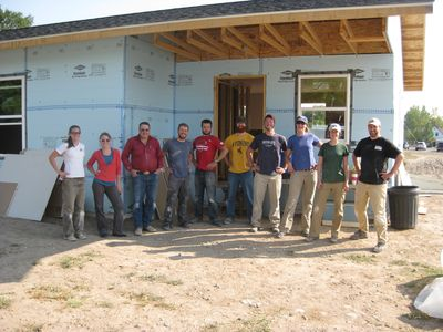 Habitat Group Shot
