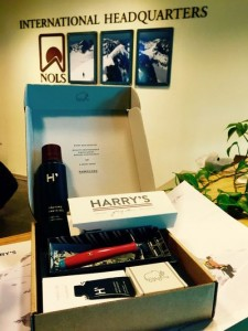 A Colorful Partnership: NOLS Grad Teams up with Harry's