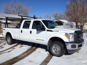 Natural Gas Truck