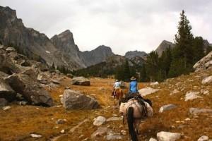 horsepacking