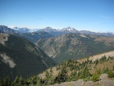 Landscape of the Pacific Northwest