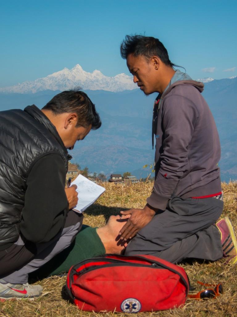 Evan Horn Nepal WFR 2015