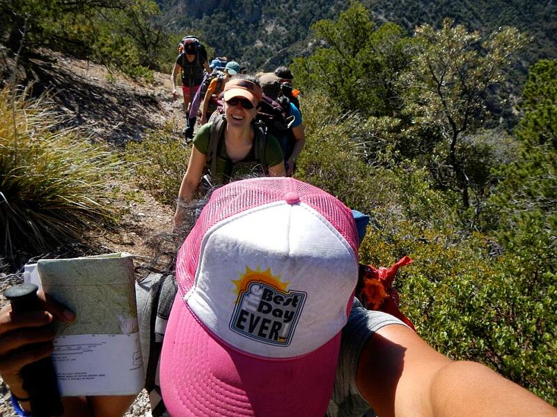 aparna-rajagopal-durbin-southwest-hike-selfie