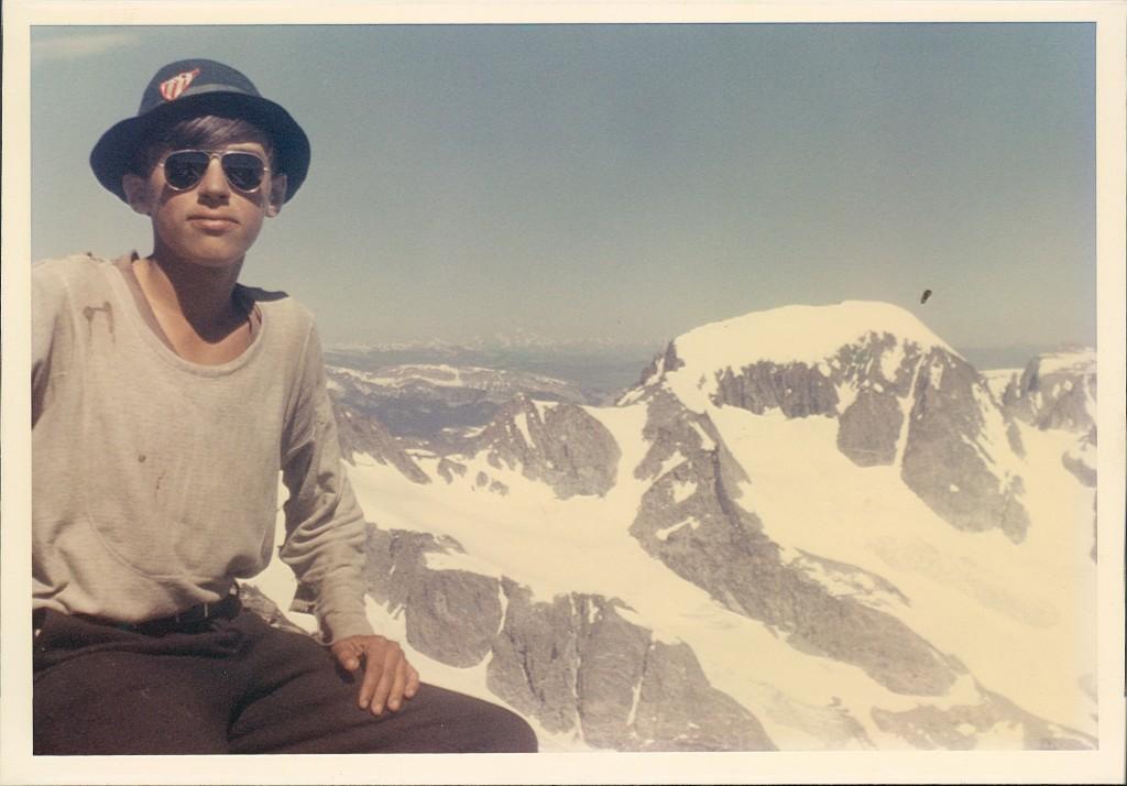 Peter Metcalf, NOLS 1971
