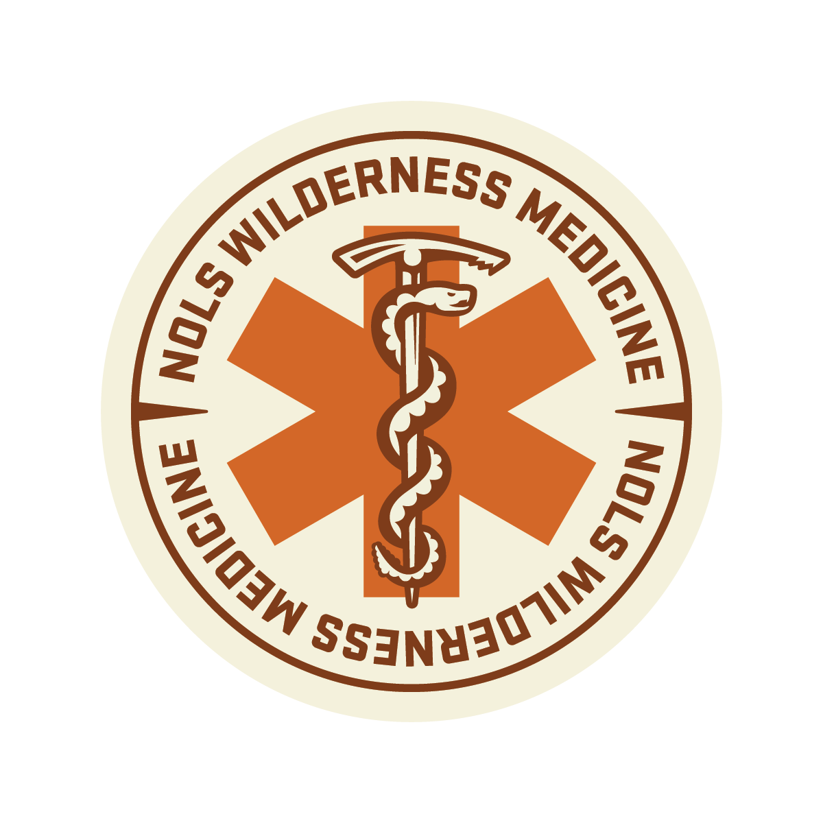 NOLS Wilderness Medicine Badge