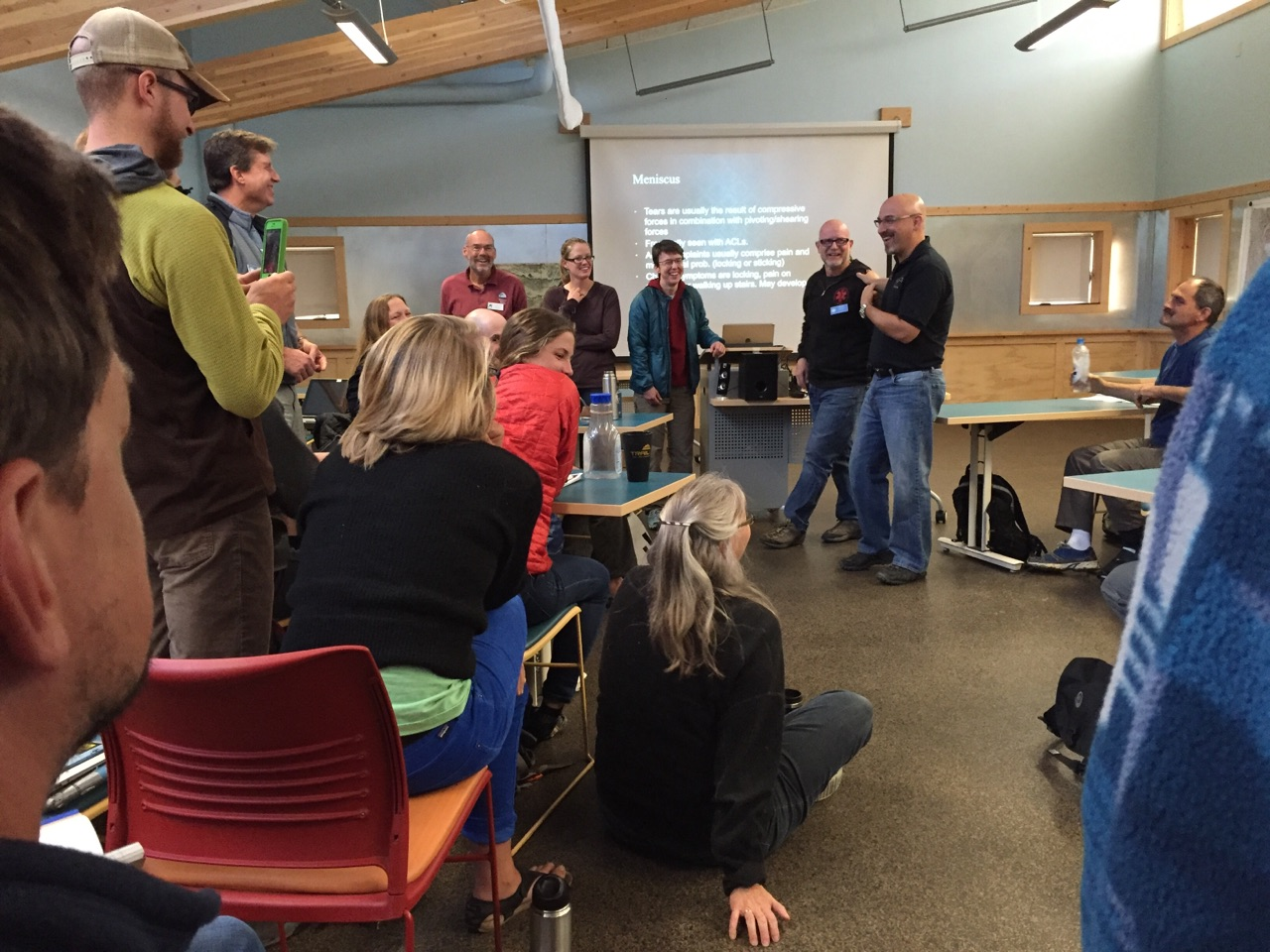 class-wilderness-medicine-nols-staff-meeting