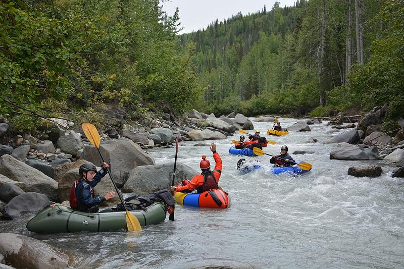 tim-kelley-Practicing our packrafting skills with empty boats on McCarthy Creek..jpg