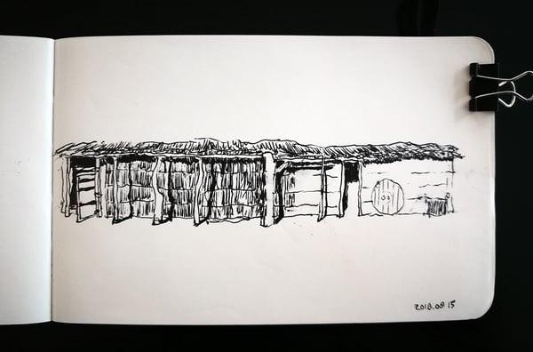 Datoga huts