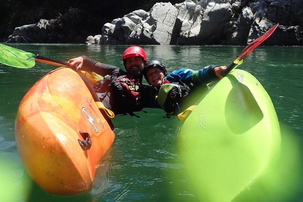 A good day on the Buller River