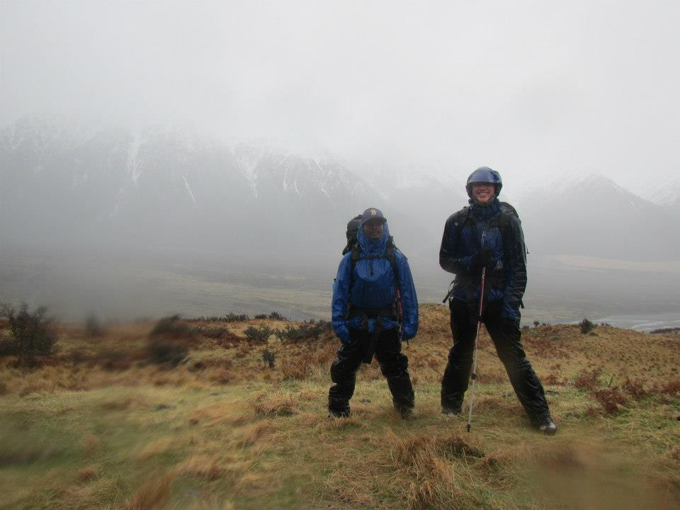 Tolerance for uncertainty while backpacking on a Semester in New Zealand