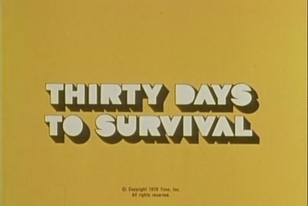 30 Days to Survival