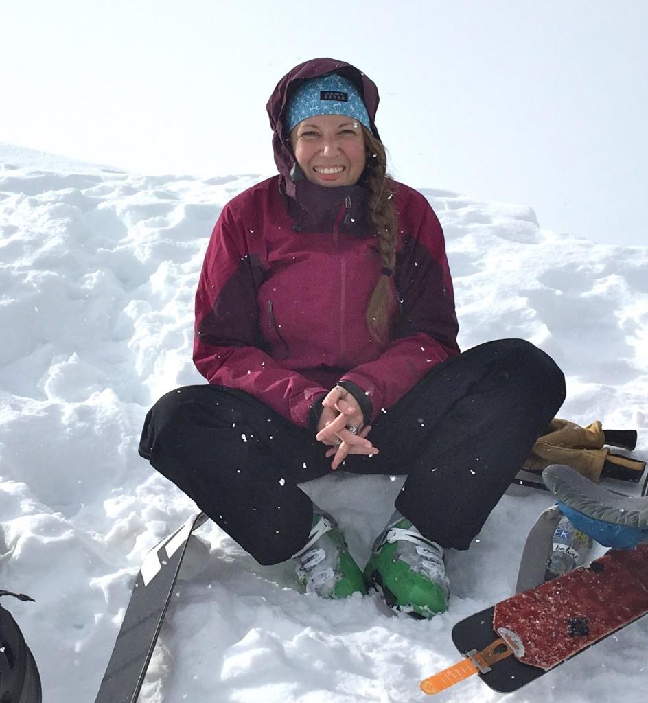 Carolyn Highland, teacher and adventurer