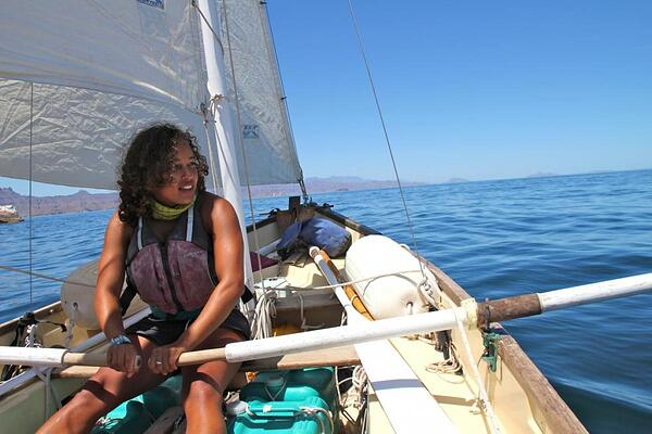 Coastal Sailing at NOLS