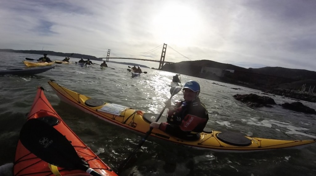 Sea Kayaking Legend Gordon Brown