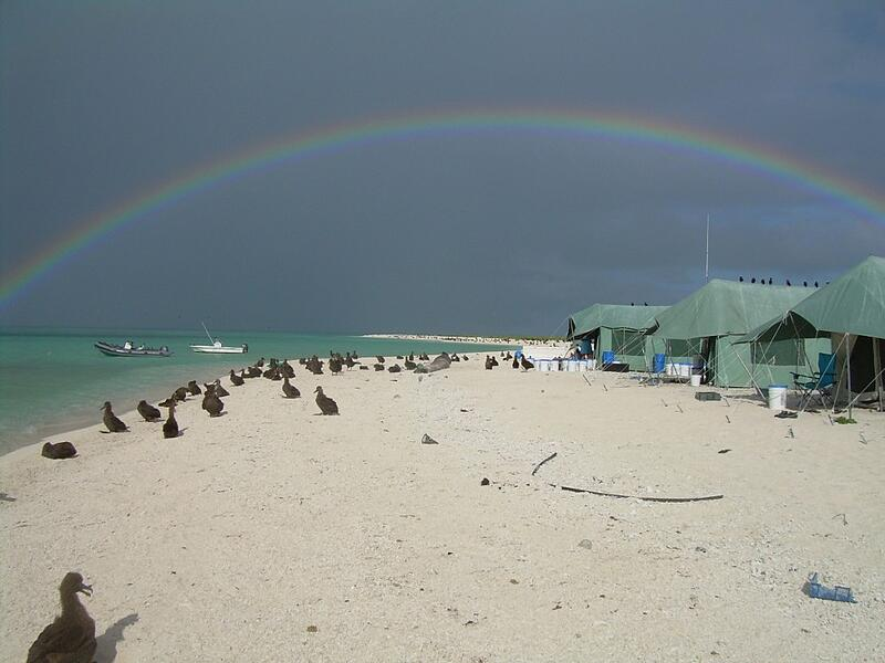 noaa-field-camp-hawaii-rainbow