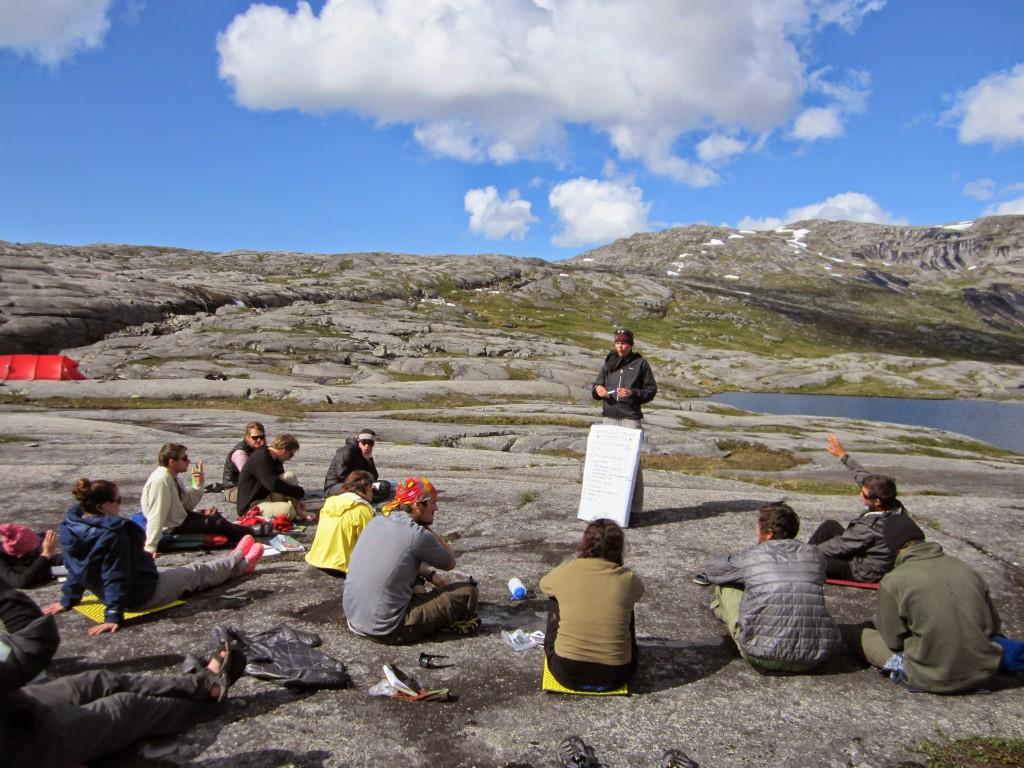Class in Scandinavia