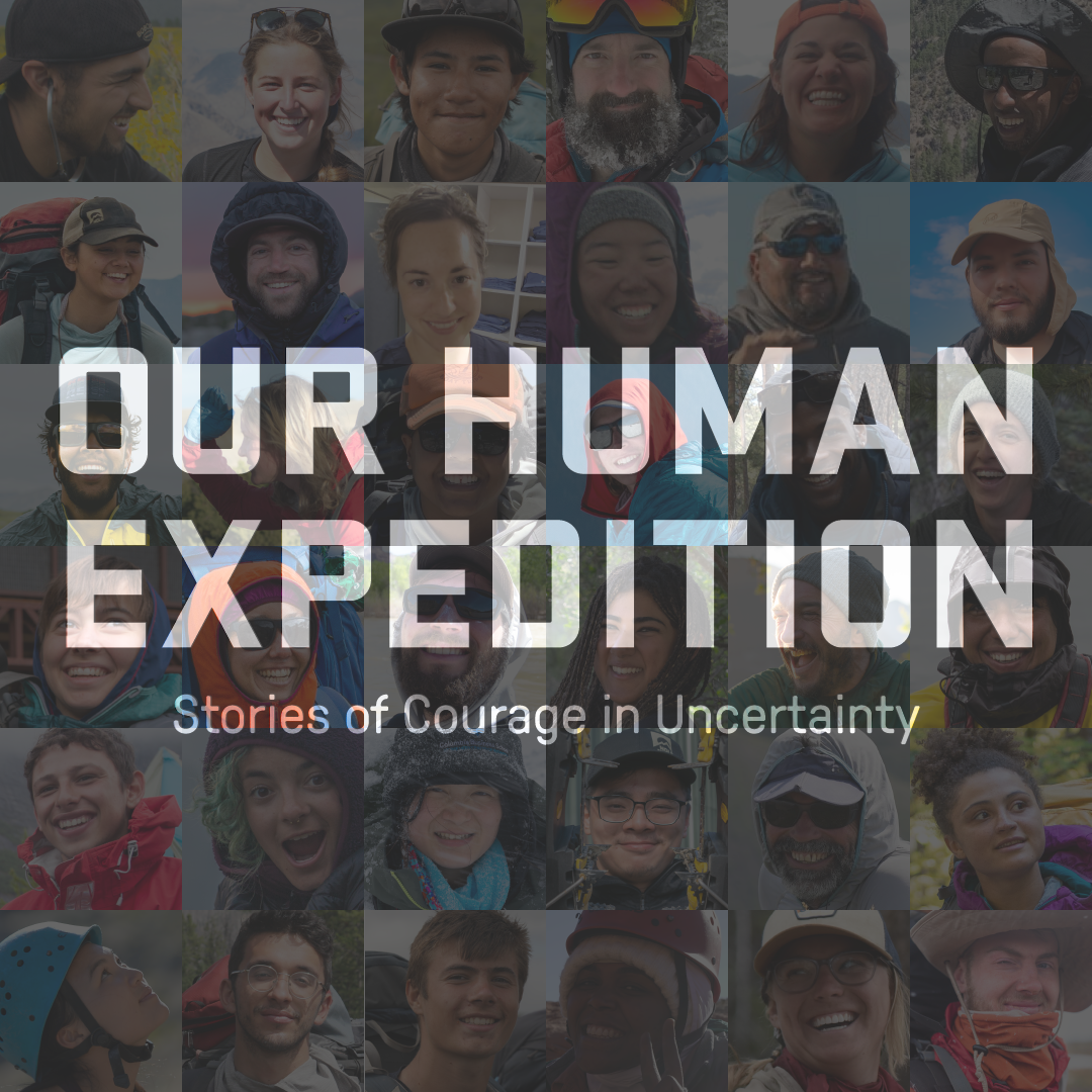 Our Human Expedition cover grid