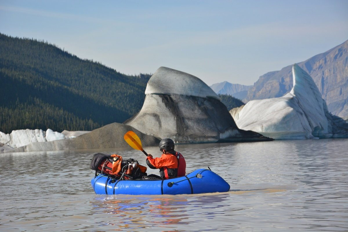 Up Mountains and Down Rivers: Packrafting at NOLS