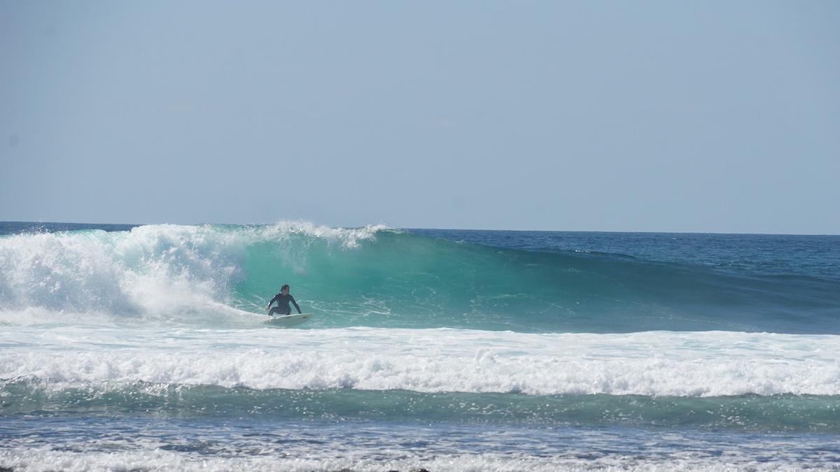 Real-life Scenario: A Surfing Rescue in Baja California