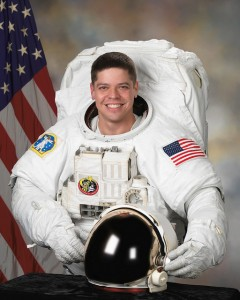 NOLS graduate and astronaut.
