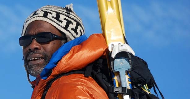 Phil Henderson, Equipment Manager NOLS Patagonia