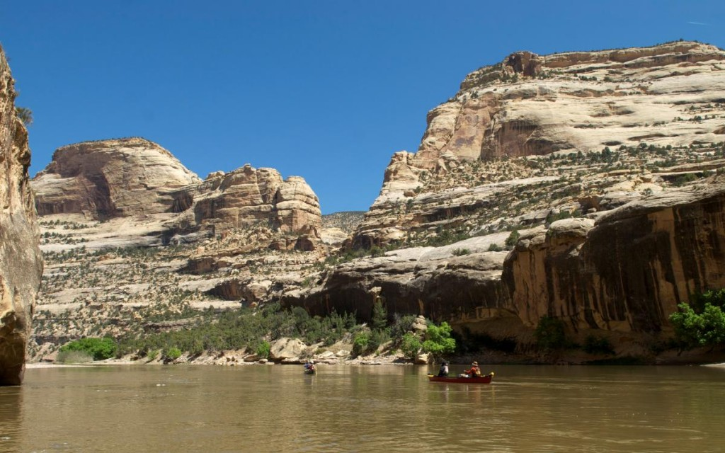 Exploring by Canoe in the Southwest