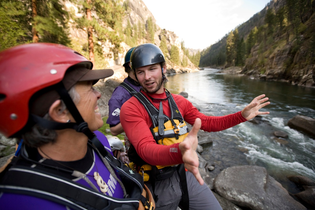 How to Convince Your Boss to Let You Take a NOLS Course