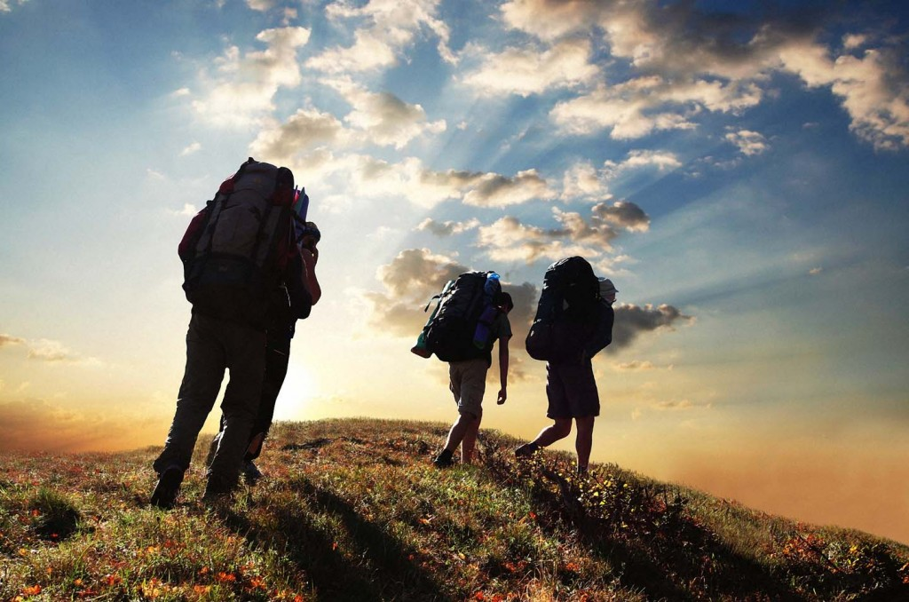 Backpacking and risk management
