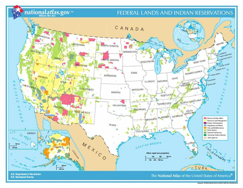 Intro to Federal Public Lands in the U.S.