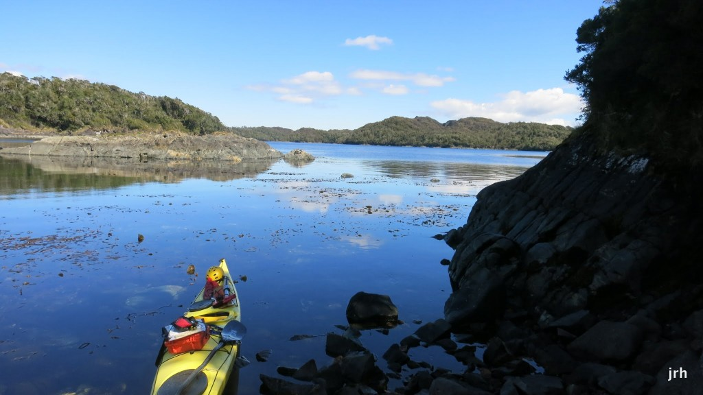 Sea Kayak Patagonia