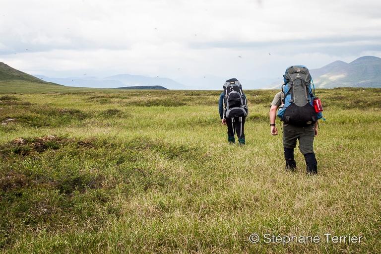 Hiking in the Brooks Range