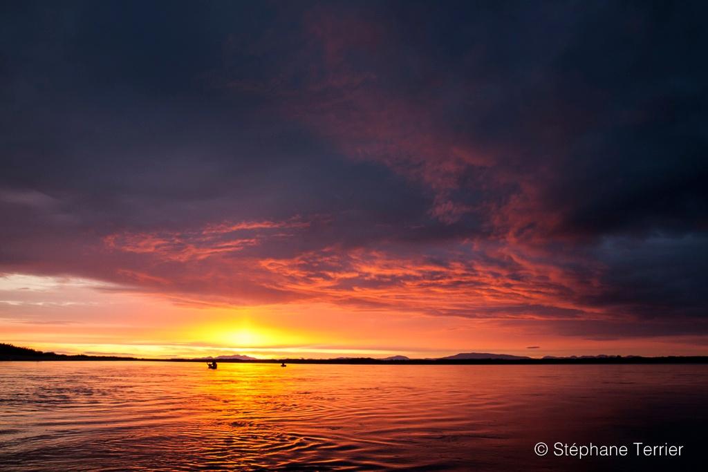 Sunrise on the Noatak River